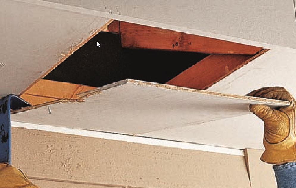 soffits repairs